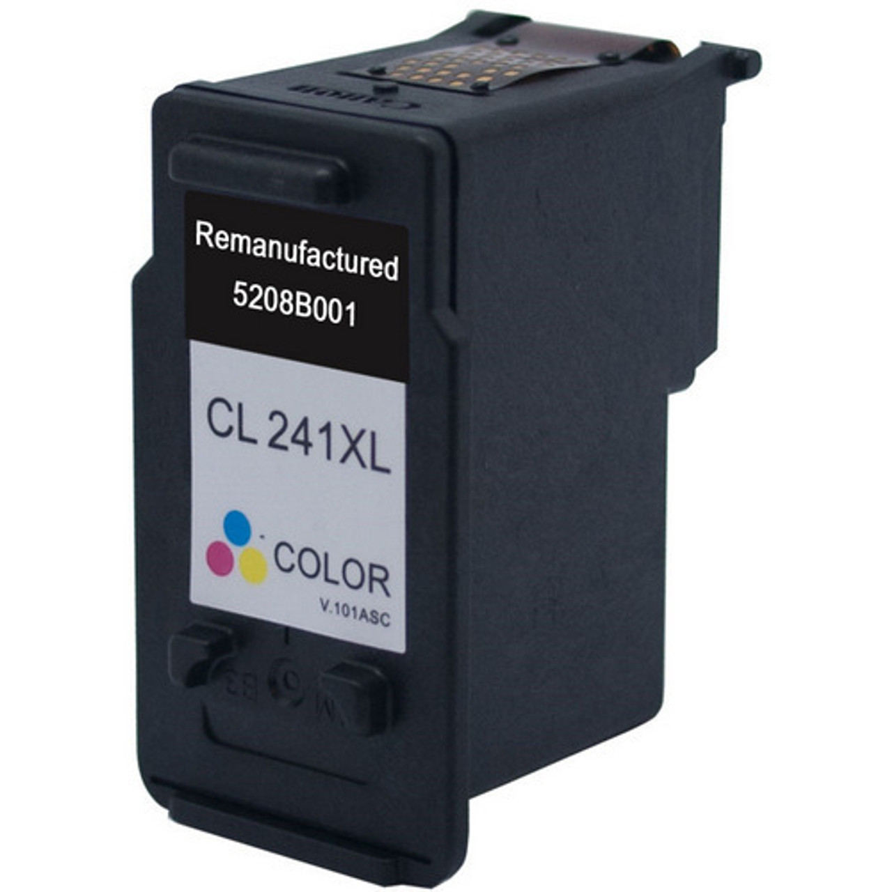 SuppliesOutlet Remanufactured Ink Cartridge Replacement for Canon CL-241XL 5208B001 High Yield Color,1 Pack CL241XL