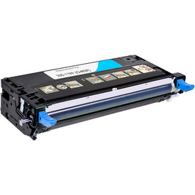 Original Dell 330-1199 Cyan Toner Cartridge for 3130cn// 3130cnd Color Laser Printer