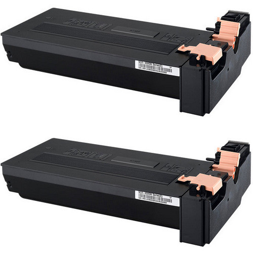 Samsung SCX-D6345A Black 2-pack replacement