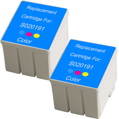 Epson S020191 Color replacement
