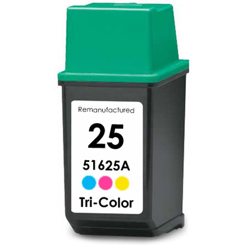 HP 25 - 51625A Color replacement