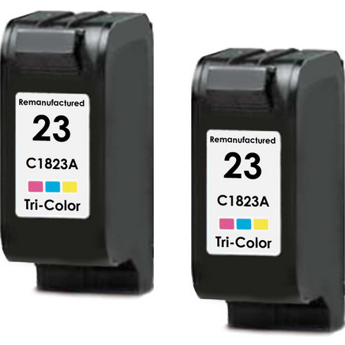 HP 23 - C1823A Color 2-pack replacement