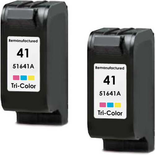 HP 41 - 51641A Color 2-pack replacement