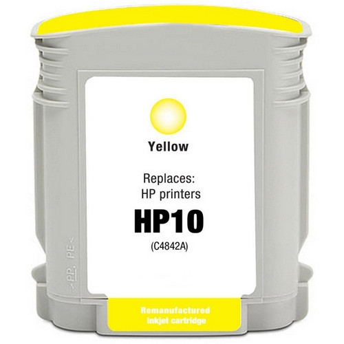 HP 10 - C4842A Yellow replacement