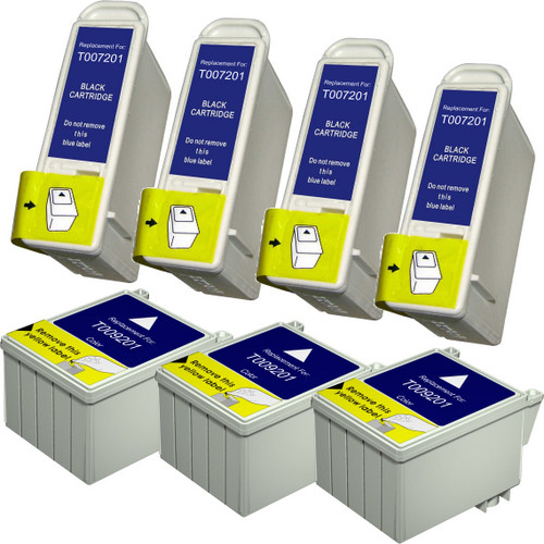 Epson T007201-T009201 Combo Pack replacement