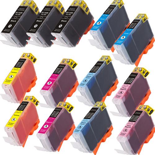 BCi-6 Black - Bci-6 Color 13PK