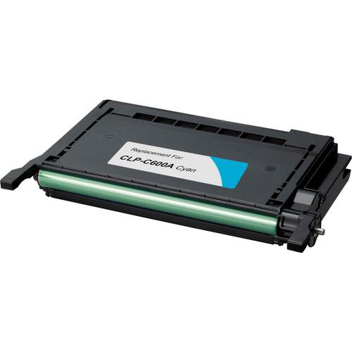 Samsung CLP-C600A Cyan replacement