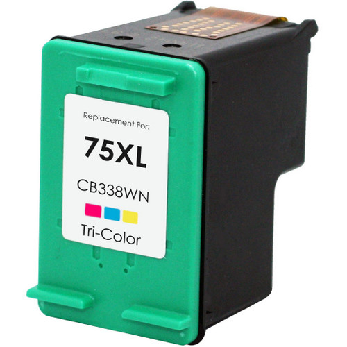 HP 75XL  - CB338WN Color replacement