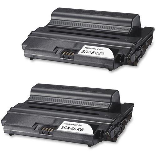 Samsung SCX-5530B Black 2-pack replacement