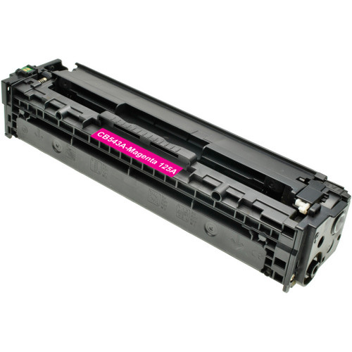HP 125A - CB543A Magenta replacement