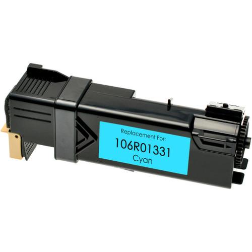 cyan toner cartridge replacement for Xerox 106R01331