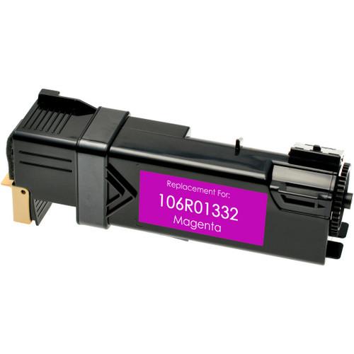 magenta toner cartridge replacement for Xerox 106R01332