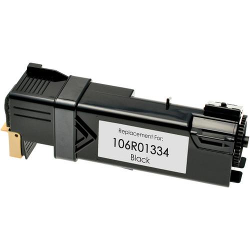 black toner cartridge replacement for Xerox 106R01334