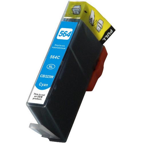 HP 564XL Cyan replacement