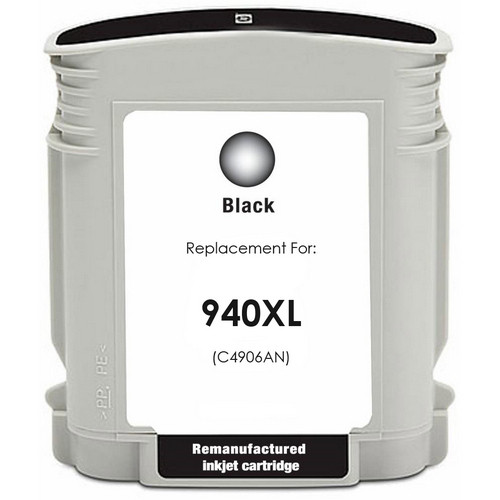 HP 940XL Black replacement