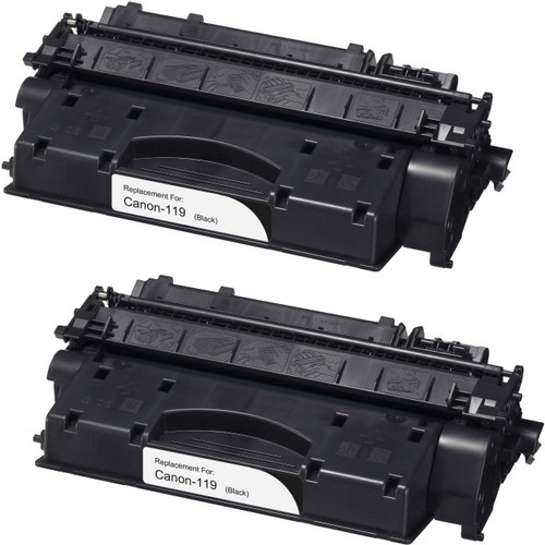 Canon 119 2-pack replacement