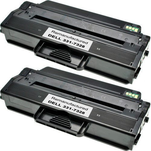 Dell 331-7328 - RWXNT 2-pack replacement