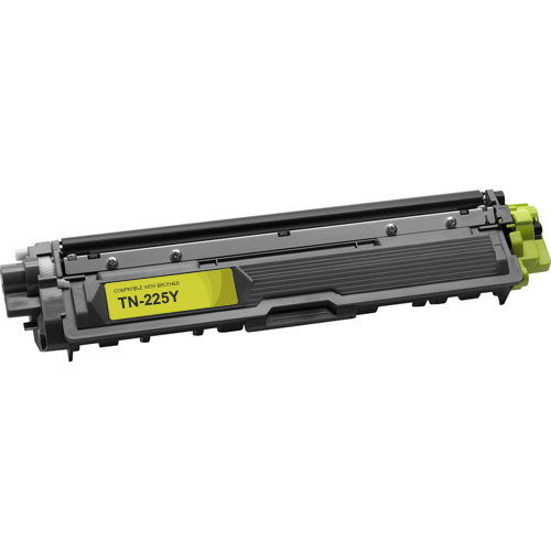 Brother TN-221-TN-225 Yellow replacement