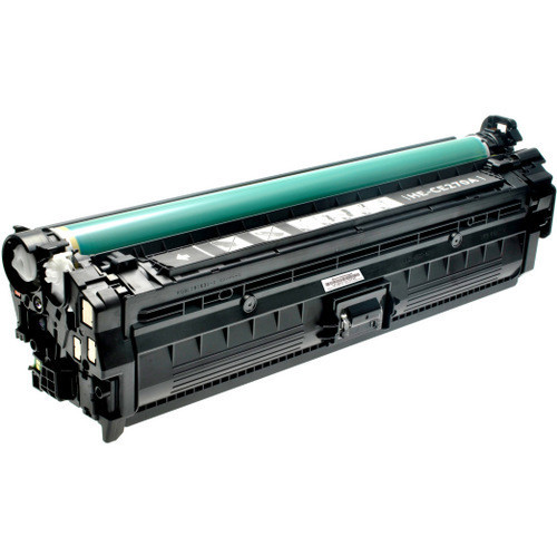 HP 650A - CE270A Black replacement