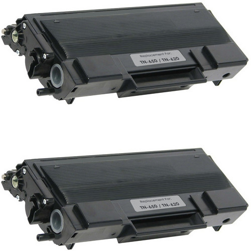 Brother TN-650  2-pack replacement