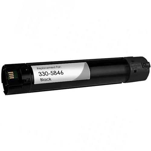 Dell 330-5846 (N848N) black toner cartridge