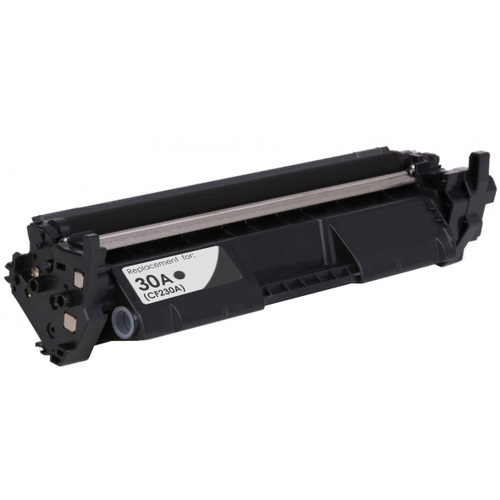 HP 30A Toner Cartridge, Black (CF230A)