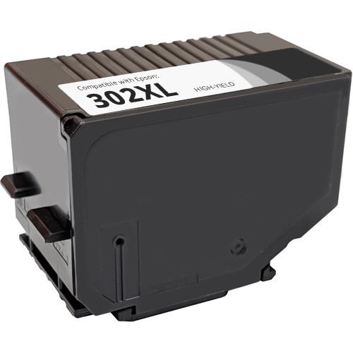 Epson 302XL Black High Yield Ink Cartridge (T302XL020)