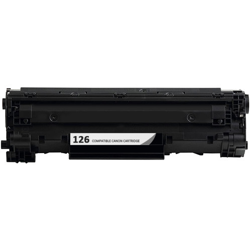 Canon 126 Black Toner Cartridge (4514B002AA)