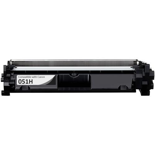 Canon 051H Toner Cartridge - High-Yield (2169C001)