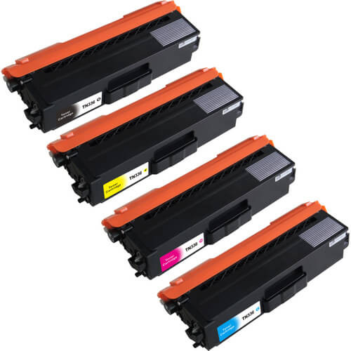 Brother TN-336 Black and Color Set replacement