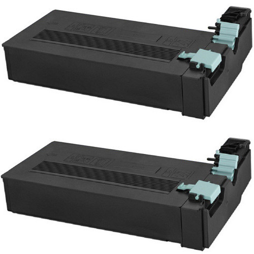 Samsung SCX-D6555A Black 2-pack replacement