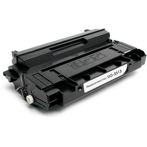 black toner cartridge for Panasonic UG-3313