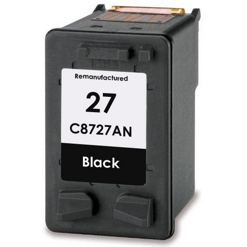HP 27 - C8727AN Black replacement