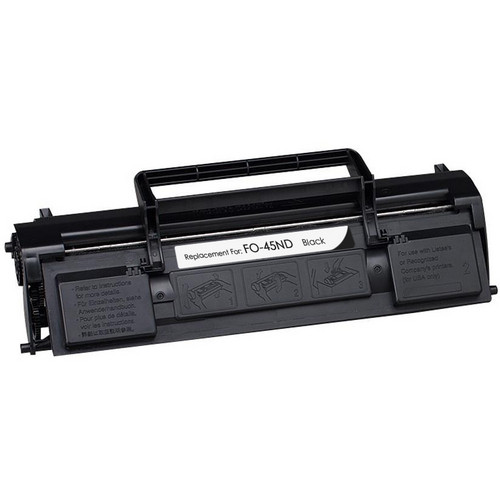 Sharp FO-45ND black toner cartridge