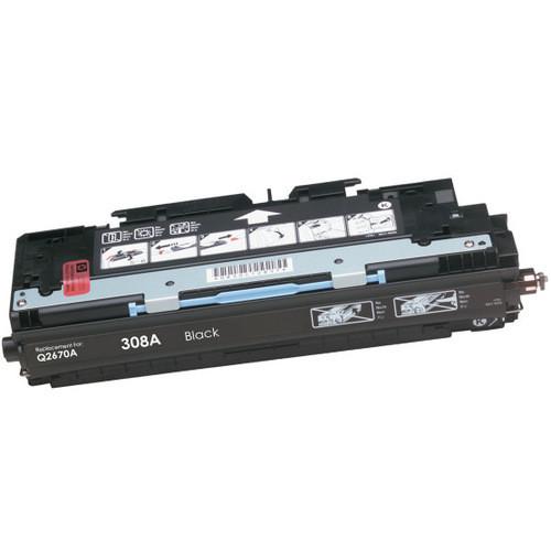 HP 308A - Q2670A Black replacement
