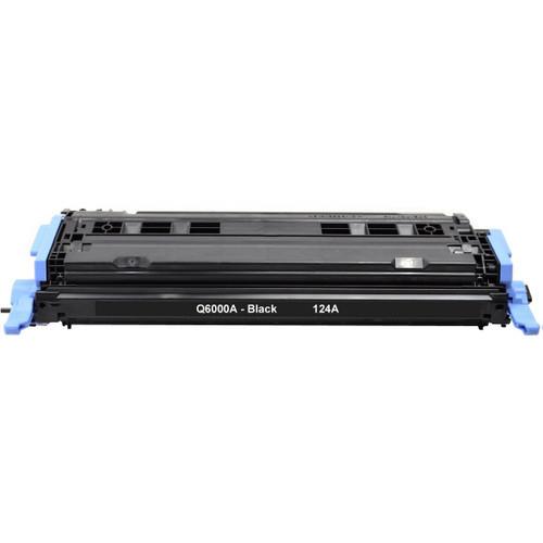 HP 124A - Q6000A Black replacement