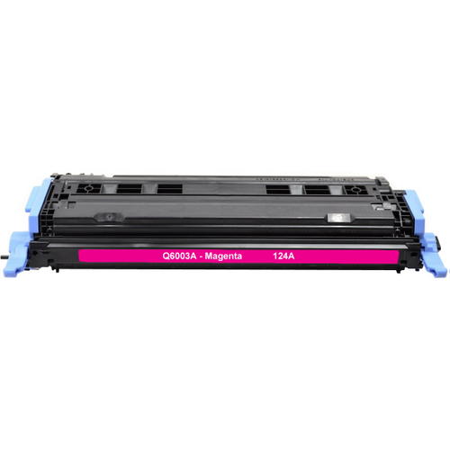 HP 124A - Q6003A Magenta replacement