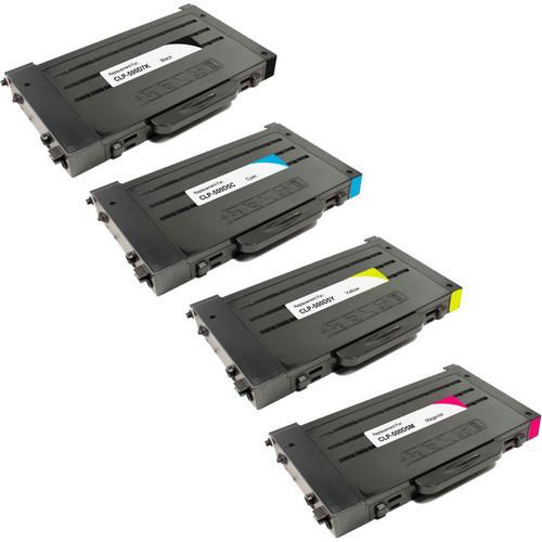 Samsung CLP-500D Set replacement