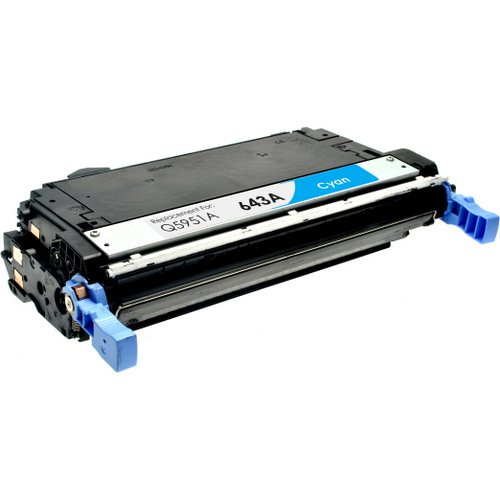 HP 643A - Q5951A Cyan replacement
