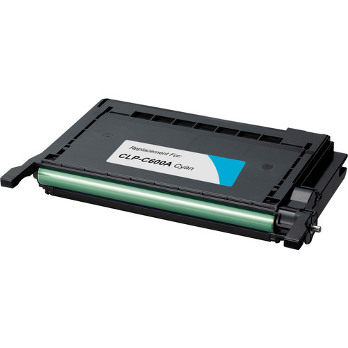 Samsung CLP-C600A Cyan replacement