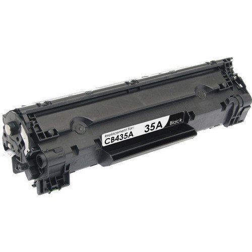 HP 35A - CB435A Black replacement