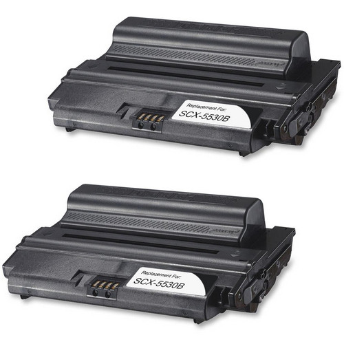 Samsung SCX-5530B Black 2-pack replacement