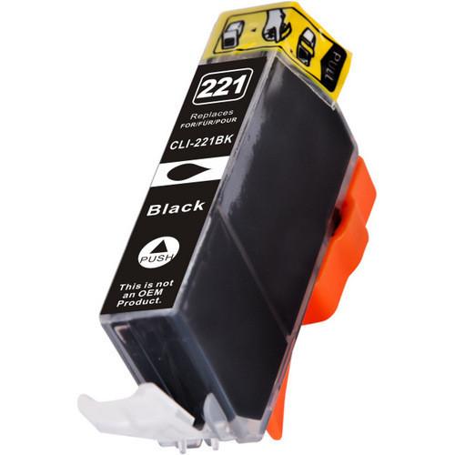 Canon CLi-221 Black replacement
