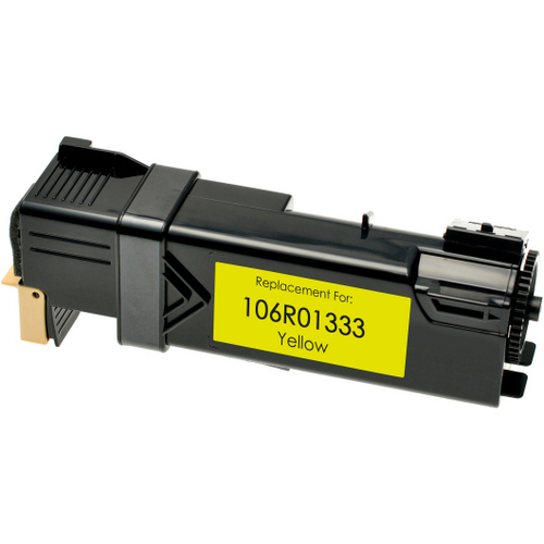 yellow toner cartridge replacement for Xerox 106R01333