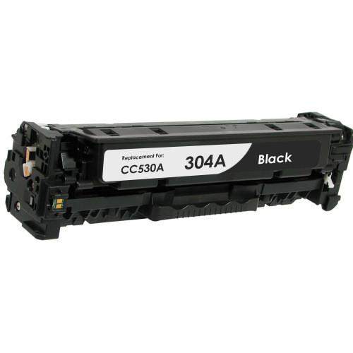 HP 304A - CC530A Black replacement