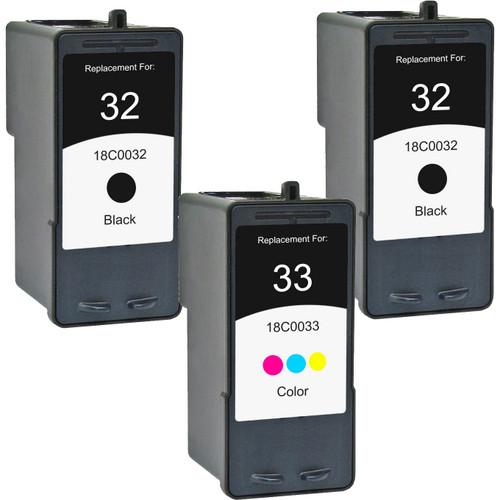 Genuine OEM Lexmark 33 #33 18C0033 Color Ink Cartridge For Z818 Z816 Z815 Z812