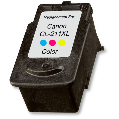 Canon CL-211XL Color replacement