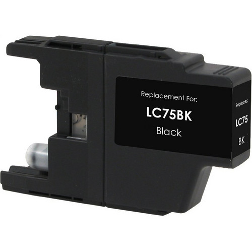 Brother LC75 Black replacement