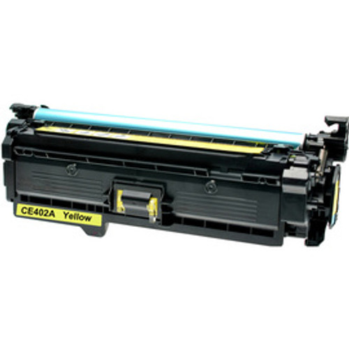 HP 507A - CE402A Yellow replacement