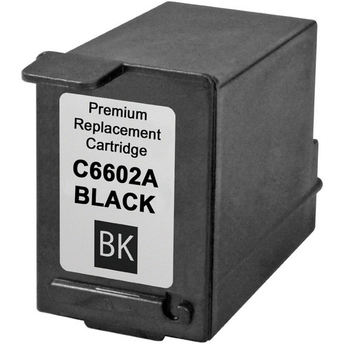 HP C6602A Black replacement
